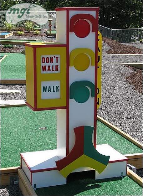 Mini Golf Inc Traditional Obstacles